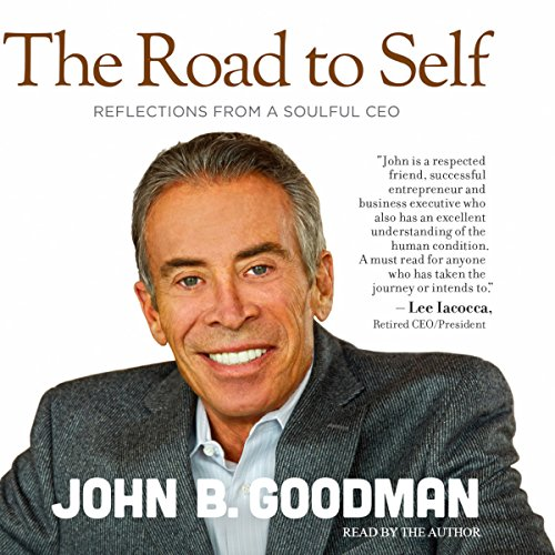 The Road to Self audiobook cover art