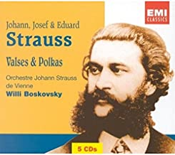 Strauss: Valses & Polkas