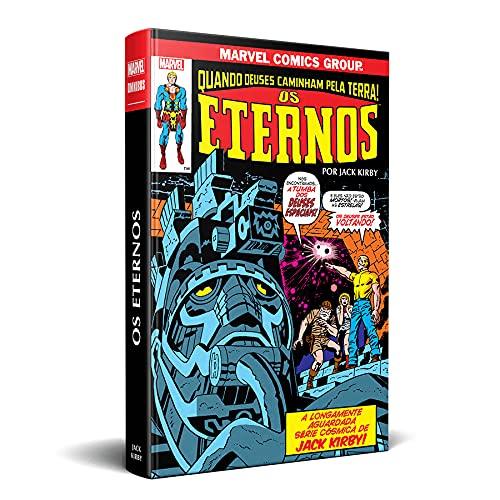 Eternos Por Jack Kirby Vol. 1 (marvel Omnibus)