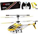 Cheerwing S107/S107G Phantom 3CH 3.5 Channel Mini RC Helicopter with...