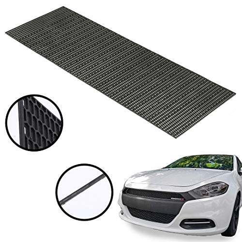 uyoyous Honeycomb Hex Mesh - Universal Car Mesh Grill for Bumper(47x16 Inches)