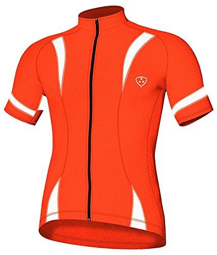 Hera International - Maillot de ciclismo para hombre, manga media, Hombre, color...