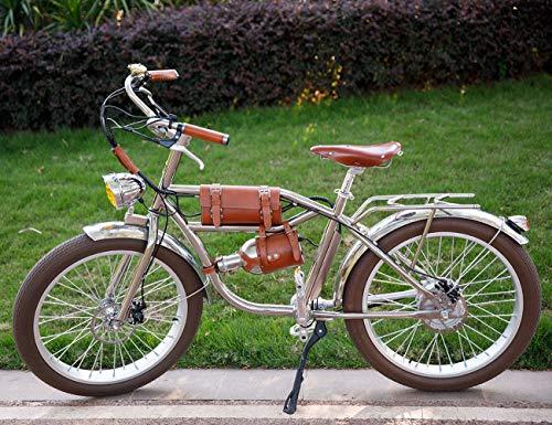 Shengmilo Bicicleta eléctrica Urbana 24 Pulgadas Bicicleta