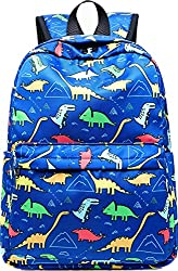 7. CAMTOP Preschool Dinosaur Backpack
