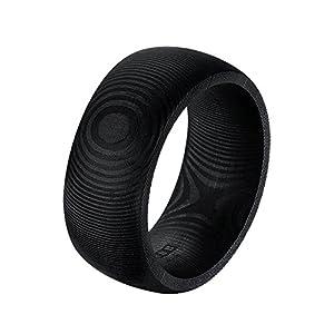 DOOSTI Carbon Ring / Partnerring aus Carbon