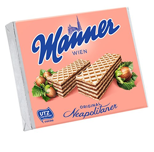 Manner Neapolitaner Schnitten, 75g