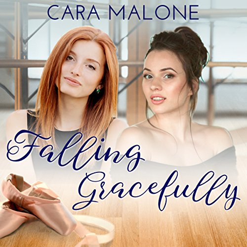 Falling Gracefully: A Lesbian Romance audiobook cover art