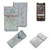 K-S-Trade® Protective Felt Case For Vertu Constellation