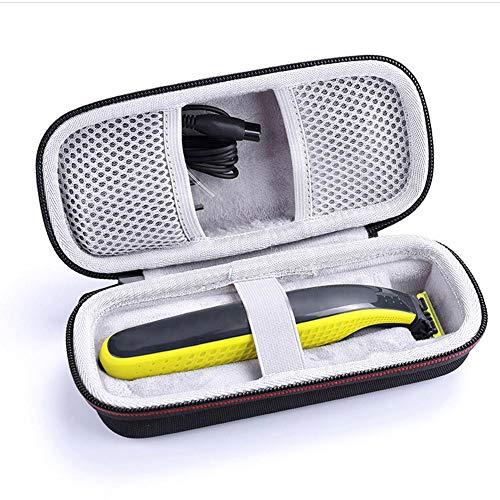 Haodene Estuche para Philips OneBlade QP2530 / 2520 Afeitadora Eléctrica - EVA...