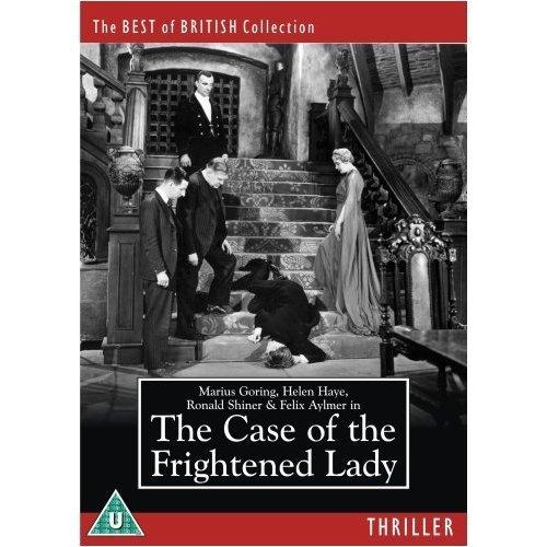 Der Schrecken von Marks Priory / The Case of the Frightened Lady ( The Frightened Lady ) [ UK Import ]