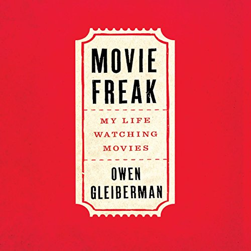 Movie Freak audiobook cover art
