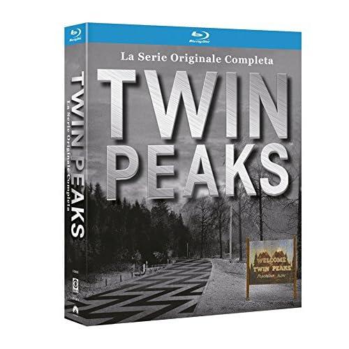 Twin Peaks Boxset Stg.1,2 (Box 8 Br)