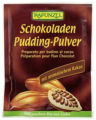 Rapunzel Pudding-Pulver Schoko, 5er Pack (5 x 50 g) - Bio