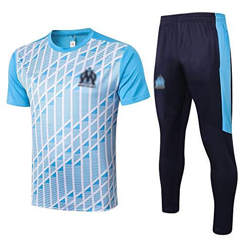 T-Shirt Nuevo Regalo de Uniforme de fútbol para Hombre de Manga Corta de fútbol de fútbol de fútbol de fútbol de faniforme de faniforme de fútbol de fútbol Deportivo de fútbol-moda-86-medio1659