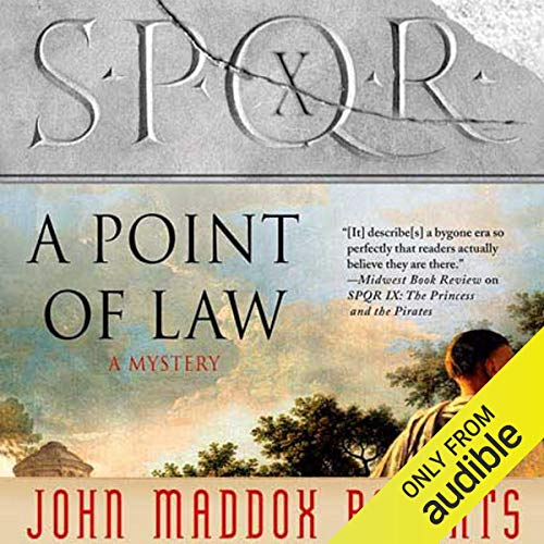 Couverture de SPQR X: A Point of Law