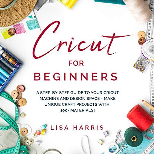 Cricut for Beginners cover art