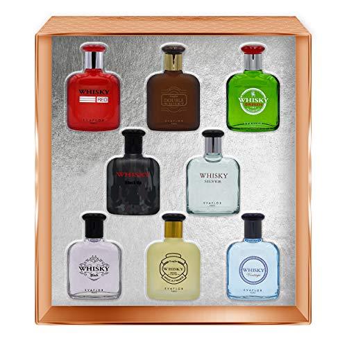 Whisky-Miniatur-Geschenkset