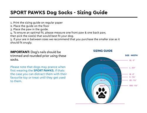 RC Pet Products Sport Pawks Dog Socks