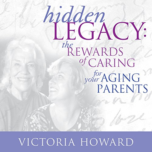 Hidden Legacy audiobook cover art