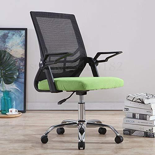 Las sillas de escritorio en casa silla de ordenador personal de malla silla de oficina silla girator