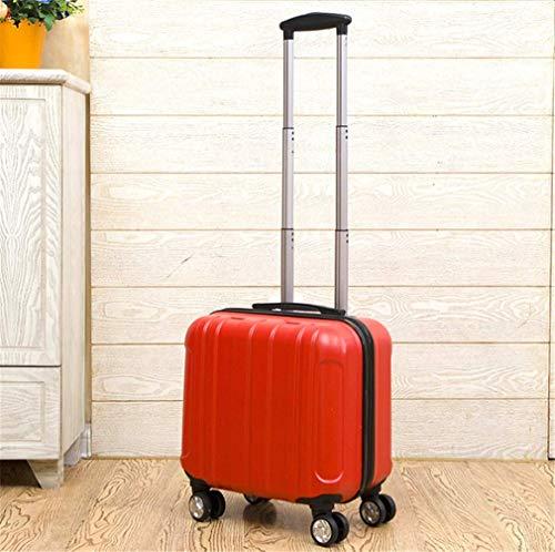 スーツケース 小型 超軽量 キャリーケース 【1年修理保証】 TSAロック 静音 ビジネス キャリーバッグ 旅行 出張 機内持込可 (Orange)