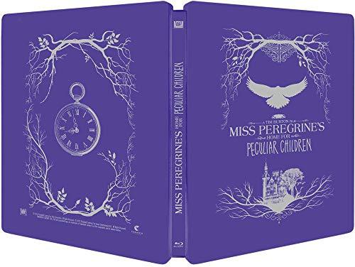 Miss Peregrine et les enfants particuliers [steelbook] [Blu-ray]
