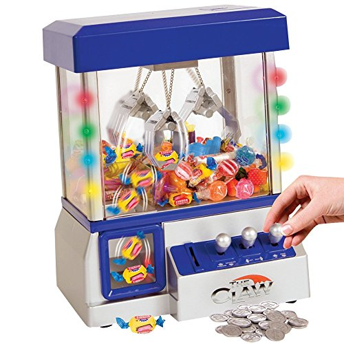 Toy Grabber Claw Machine For Kids – Electronic Arcade-Style Game for Kids...