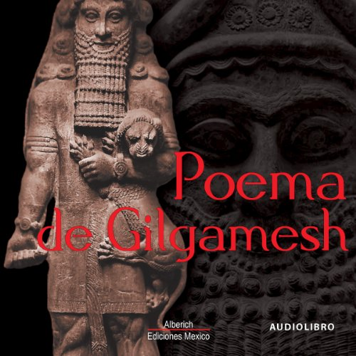 Poema de Gilgamesh cover art