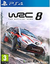 WRC 8 Play Station 4 (PS4)