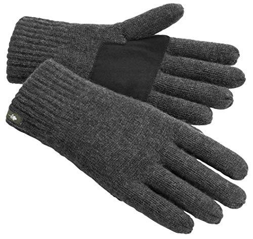 Pinewood 1122 Wool Knitted Handschuh D.Anthrazit Melange (449) M-L
