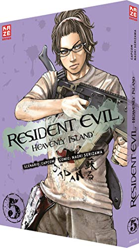 Resident Evil - Heavenly Island - Band 05 (Finale)