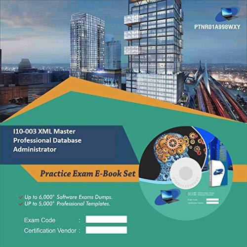 I10-003 XML Master Professional Database Administrator Complete Video Learning Certification Exam Set (DVD)