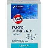 Emser Nasenspülsalz physiologisch zur Vorbeugung von Erkältungen, Allergien und zur Nasenpflege /...