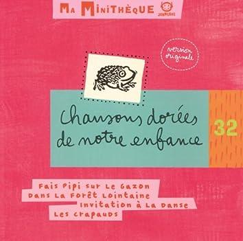 Chansons Dorees De Notre Enfance Vol 5- Minitheque 32