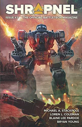 BattleTech: Shrapnel, Issue #3 (BattleTech Magazine)