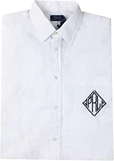 POLO RALPH LAUREN Women's Monogram Button Up Shirt
