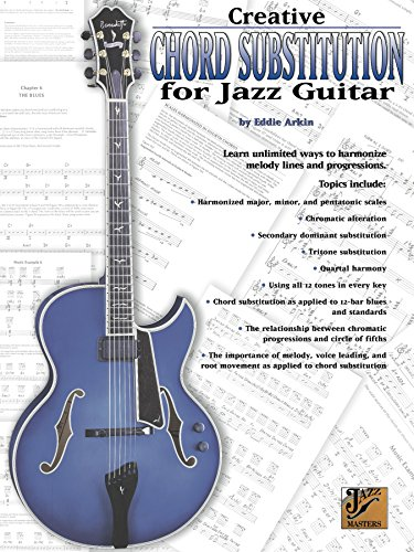 Creative Chord Substitution for Jazz Guitar: Learn Unlimited Ways ...