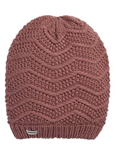 Burton Damen Mütze Pearl, Rose Brown, 1SZ, 22181100200