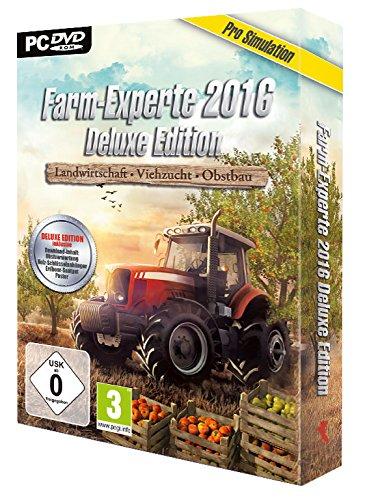 Farm-Experte 2016: Landwirtschaft - Viehzucht - Obstbau - Deluxe Edition