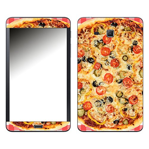 'Disagu SF 107326_ 1157Protective Skins for Samsung Galaxy Tab A Pizza Real 7Inch (2016)–Cover, Clear