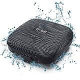 【2020年最新版】Tribit StormBox Micro Bluetoothスピーカー IPX67完全防水 スピーカー TWS機能 ポータブルスピーカー 9W Bluetooth5.0 ブルートゥーストリビット USB-C充電 スピーカー 低音強化/内蔵マイク搭載 ブラック BTS10