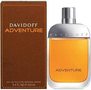 Davidoff Adventure Eau de Toilette for Men, 100ml