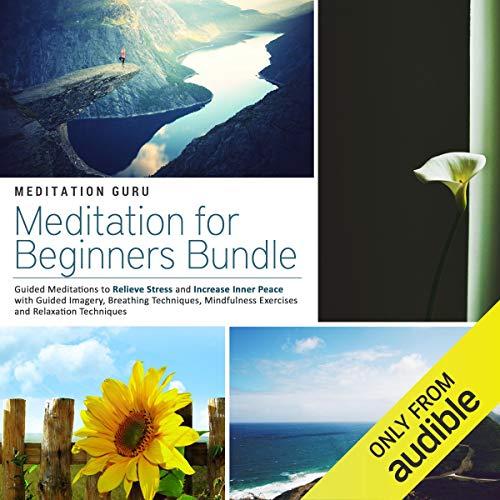 Meditation for Beginners Bundle audiobook cover art