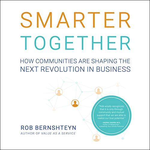 Smarter Together Audiobook By Rob Bernshteyn cover art
