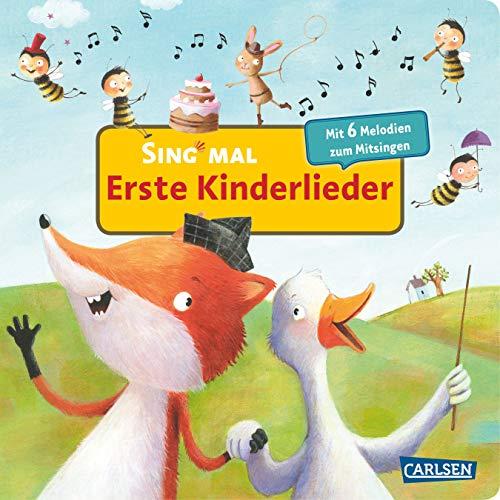 Sing mal (Soundbuch):  Erste Kinderlieder