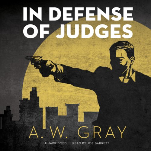 In Defense of Judges audiobook cover art
