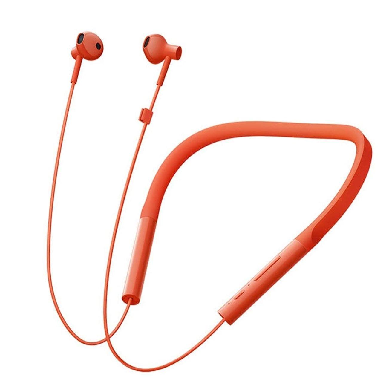 ベアリング外交学士Tivollyff Xiaomi Collar Headphonesの場合耳に装着するヘッドフォンネックマウントヘッドフォンスポーツコールヘッドフォン