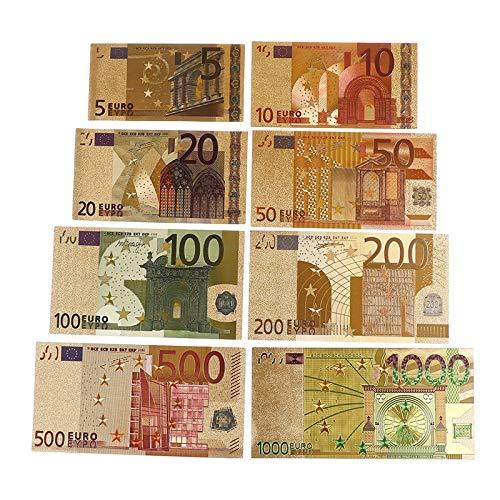 Segnalibro particolare simpatico design banconote finte dimensioni reali euro