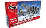 Airfix- Kit de modelismo, avión Boeing B17G (Hornby A08017) , color/modelo surtido