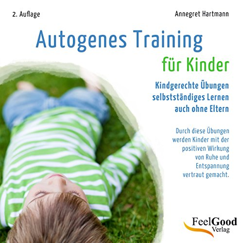 Autogenes Training für Kinder Titelbild